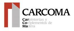 Puertas Carcoma