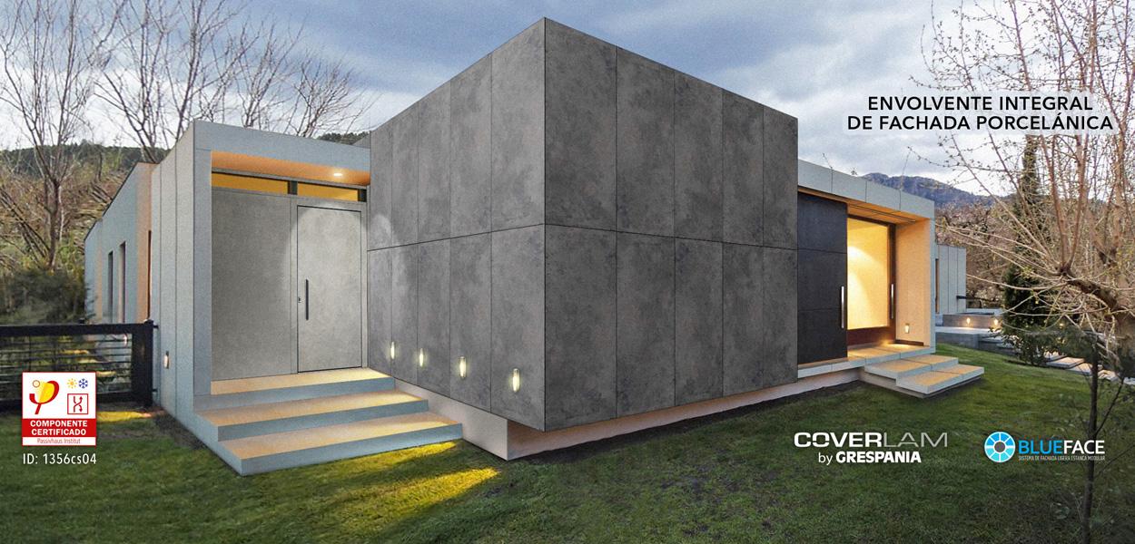 Renovaantes BlueFace – Envolvente de fachada completo