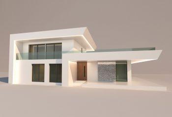 Renovaantes - BlueFace envolvente de fachada